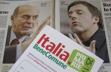 Primarie cs / Renzi avverte tutti: il mio partito vale il 25%