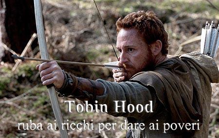 Da Robin Hood a Tobin Tax