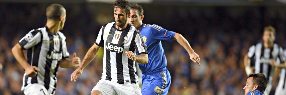 Juventus bella di notte anche in Champions League