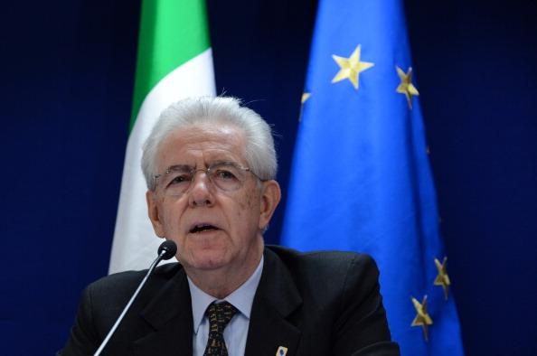 La maggioranza degli Italiani dice a Monti di non candidarsi