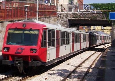 La Circumvesuviana è tra la peggiori tratte ferroviarie d'Italia
