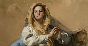 Maria, la promessa mantenuta nella speranza dell'attesa