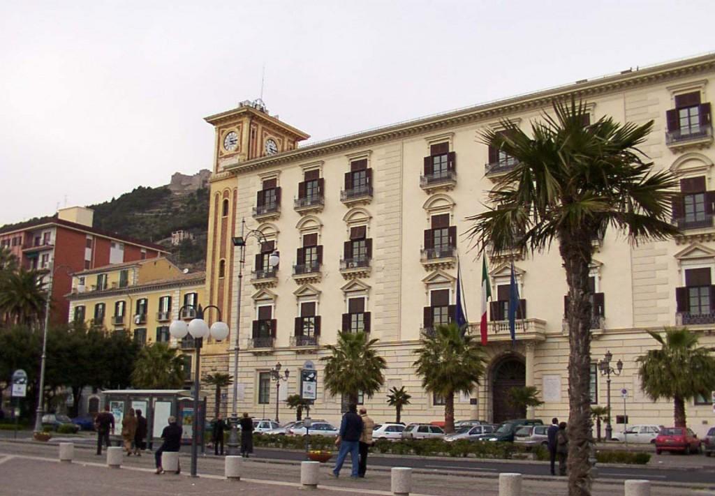 Appalti e mazzette, la Provincia di Salerno si costituisce parte civile