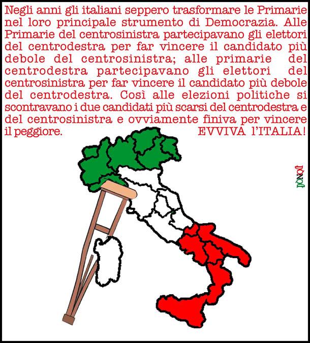 Storia breve dell'Italia contemporanea