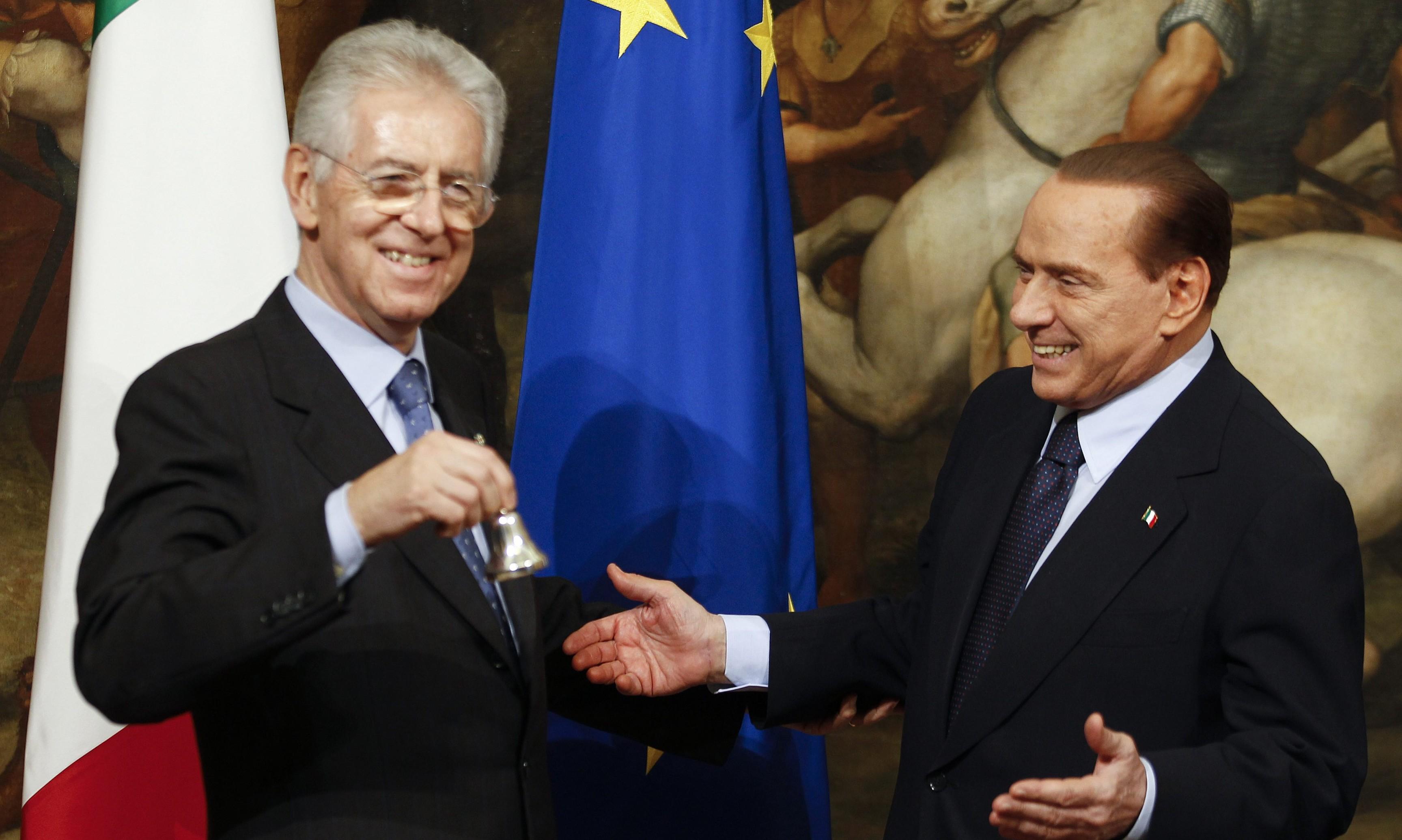 """Monti non si candida ma guiderà i centristi, """"sognano"""" il 25%"""