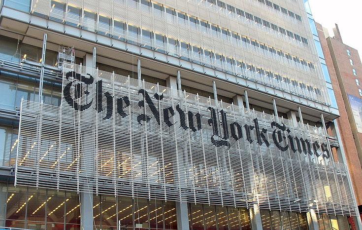 L'online fa strage, 30 giornalisti a casa al New York Times