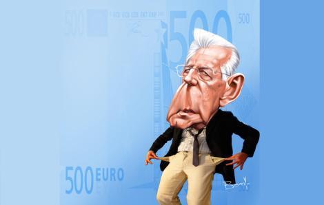 Il Financial Times candida Monti, ma non vota
