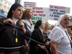 Il Comune di Napoli tace, i seminconvitti chiudono per davvero