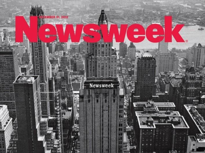 Newsweek, svetta tra i grattacieli l'ultima versione cartacea