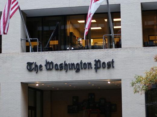Scarseggia la pubblicità, Washington Post on line non più gratis