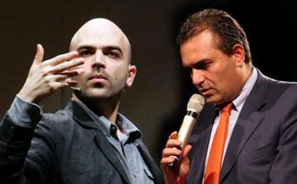 Saviano chiede il conto a de Magistris: dove è la nuova Napoli