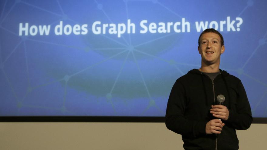 Facebook imita Google e si autopromuove motore di ricerca