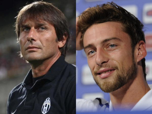 Conte difende Marchisio per il suo furore anti-Napoli