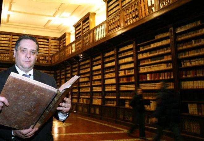 Libri scomparsi dai Girolamini: via al processo
