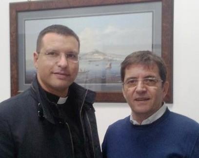 L'ultimo boatos: don Luigi Merola capolista in Campania