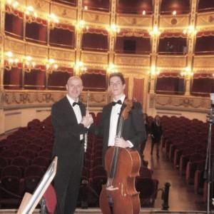 Antonio e Alberto Senatore