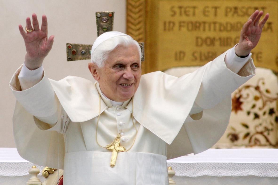 Le dimissioni di Benedetto XVI diverse da tutte le altre