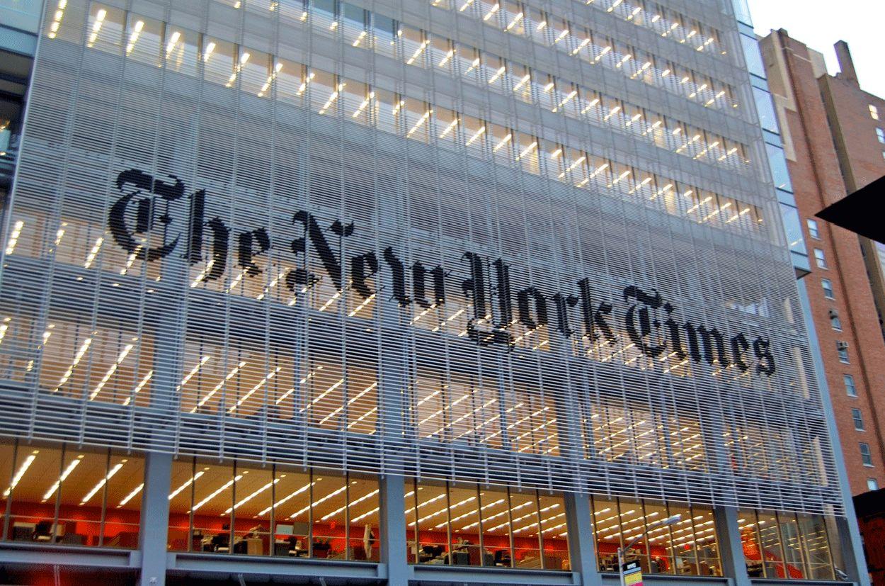 New York Times, più introiti dall'online che dalla pubblicità