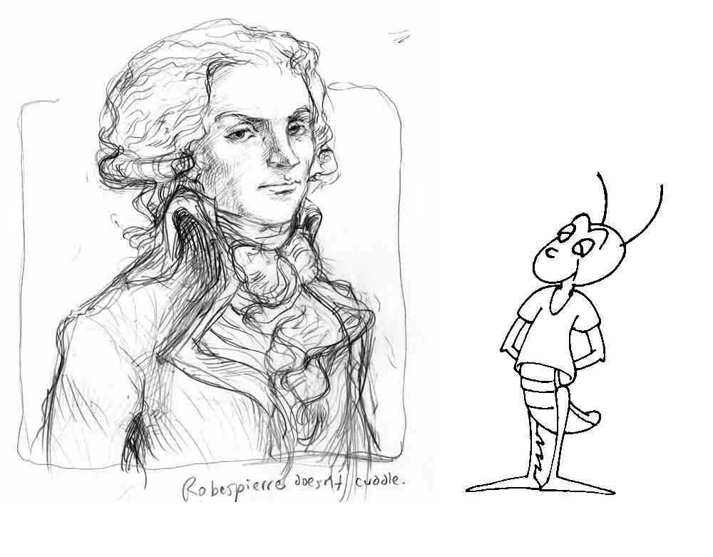 """Grillo, """"figlio"""" di Robespierre, simbolo di un'improbabile primavera"""