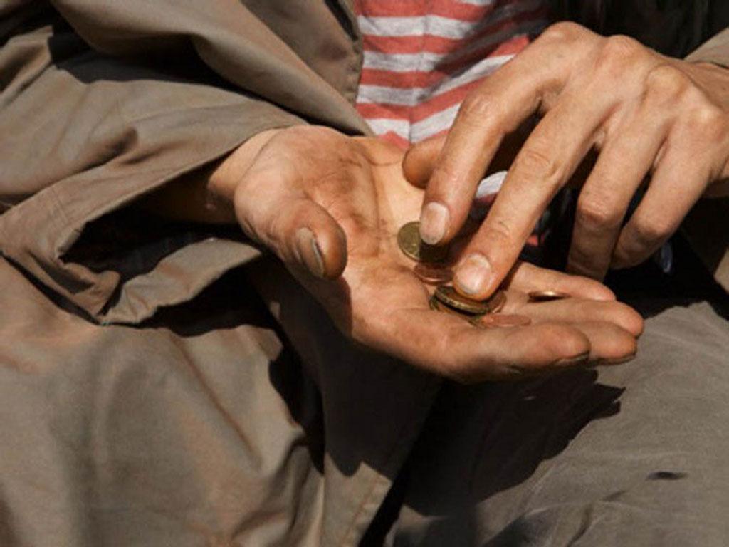 La Campania scivola sempre di più nell'inferno povertà