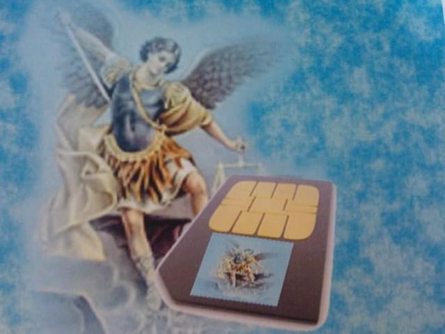 Telefono a basso prezzo? Utilizza la sim di San Michele