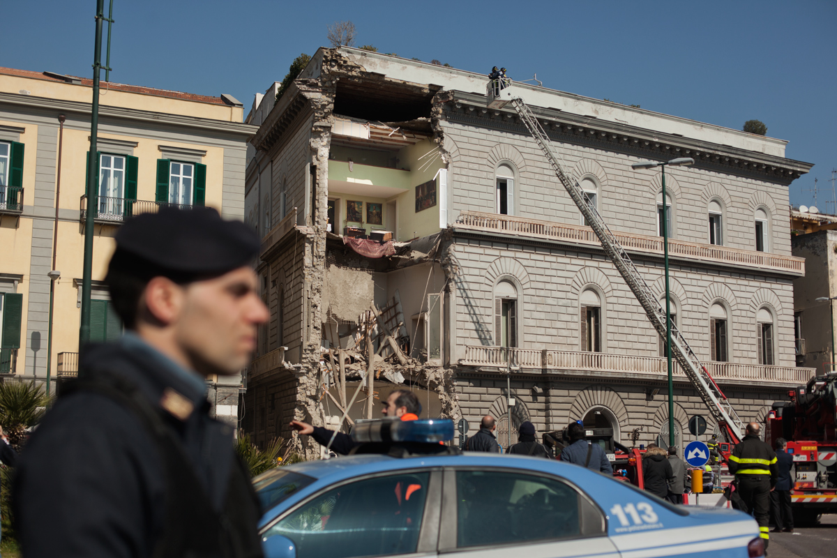 Salvate Napoli: il rischio idrogeologico minaccia la città
