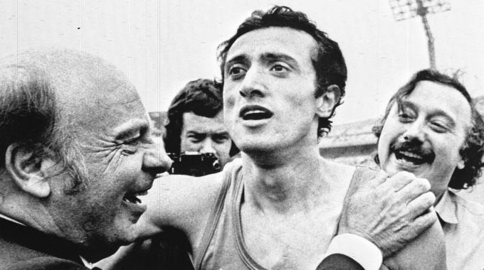 """Campione nello sport e nella vita, addio """"Freccia del sud"""""""