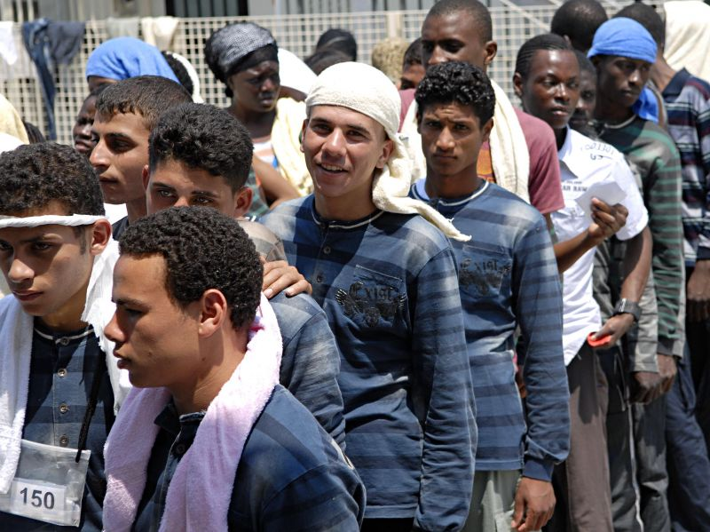 Voci dal ghetto di San Nicola Varco, fronte di diritti negati