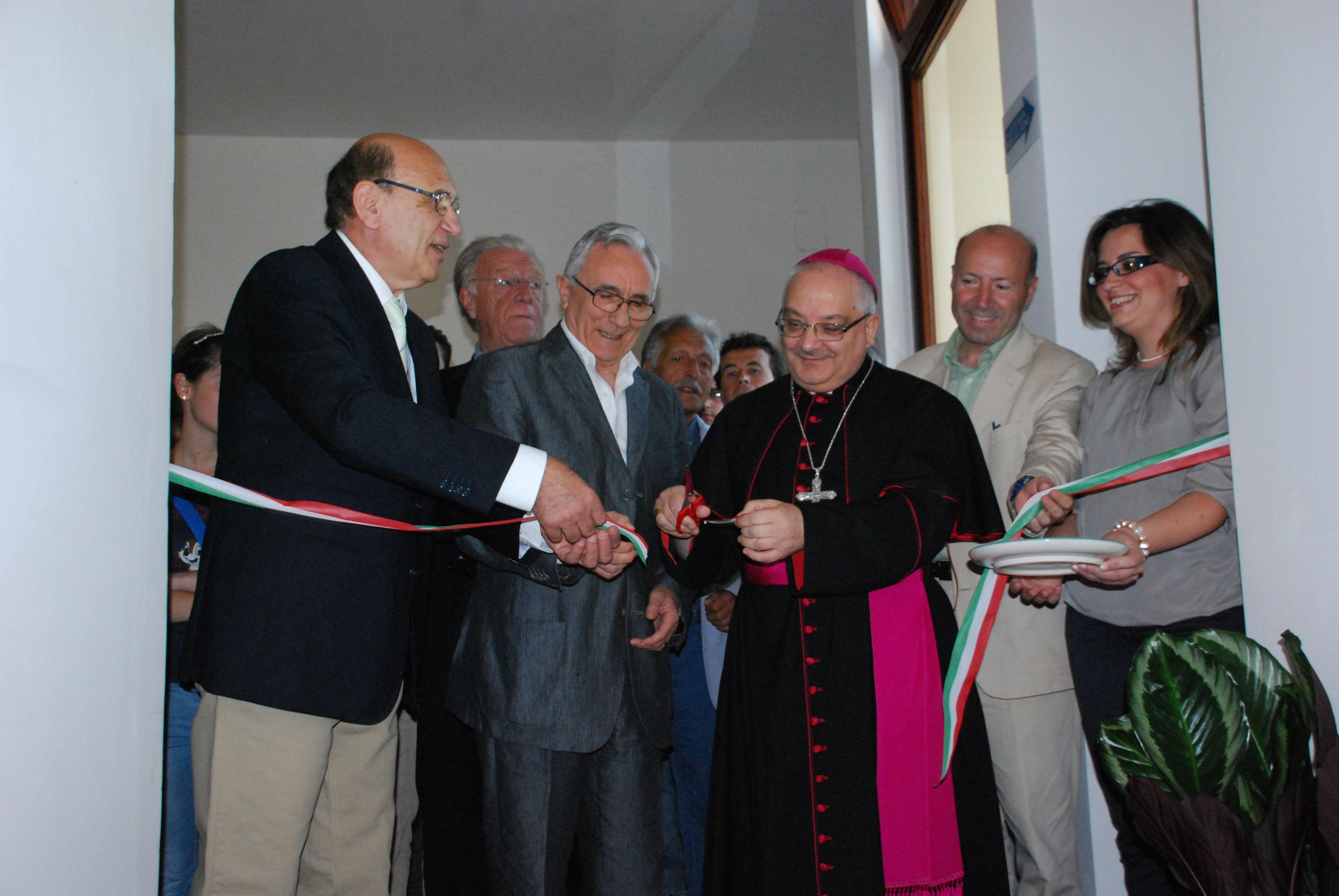 Assostampa Valle del Sarno, inaugurata la sede a Palazzo Calvanese