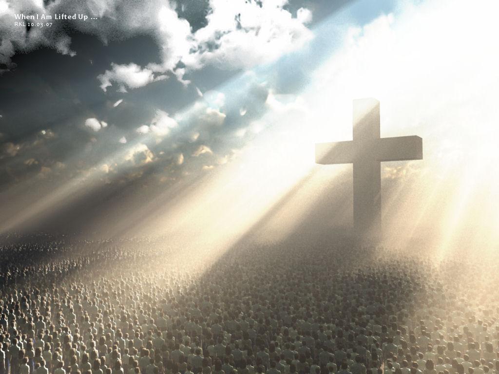 Portiamo con gioia la nostra croce, sintesi del Vangelo