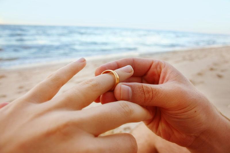 I matrimoni più felici e duraturi? Quelli nati online