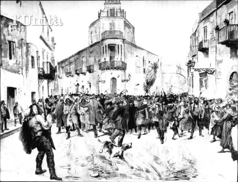 Quell'eroico Movimento dei Fasci siciliani rimosso dalla storia