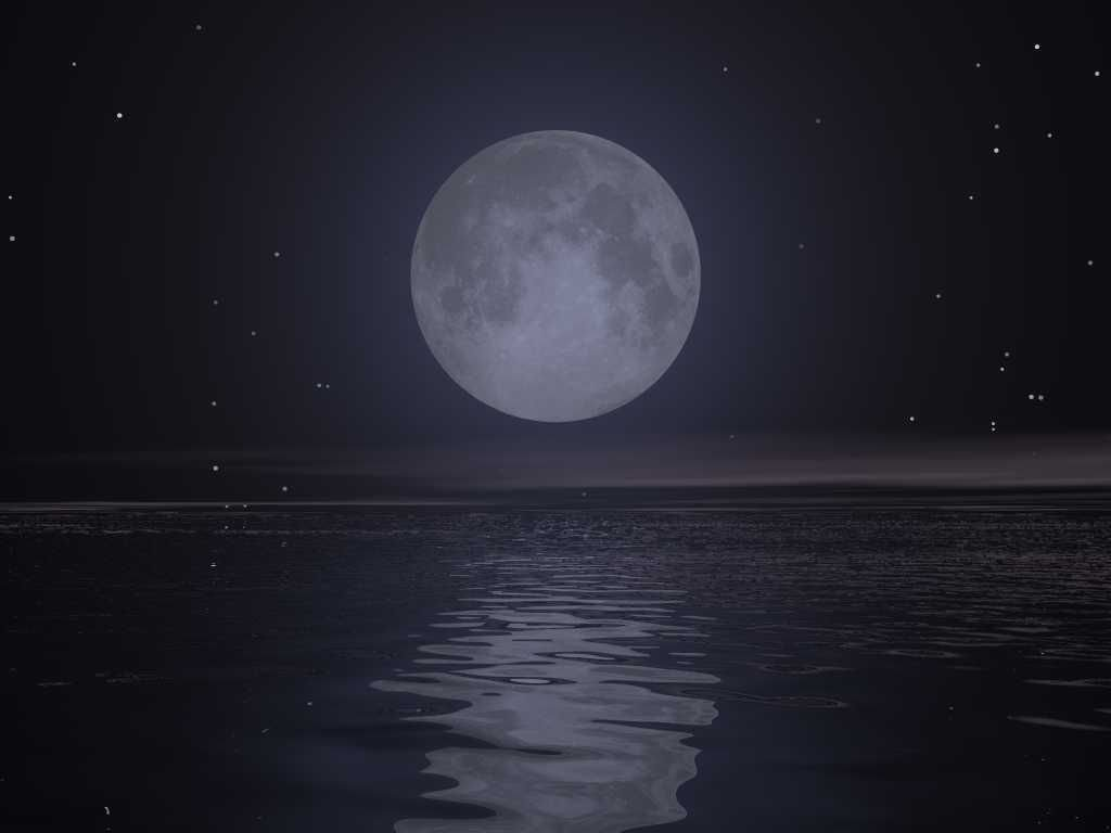 La luna nel lago / Notte bianca della poesia