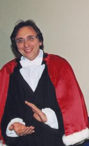 Il rettore Lucio d'Alessandro