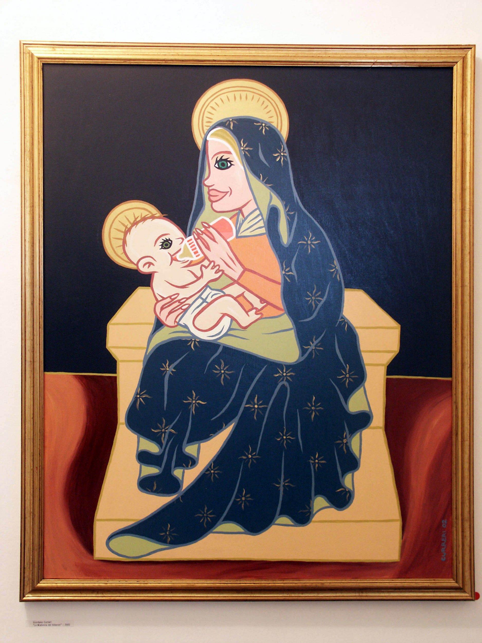 Quel sano, vigoroso senso materno