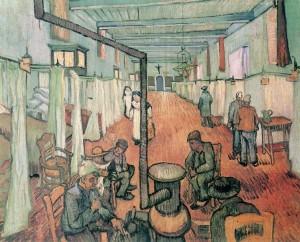 Psichiatria, un dipinto di Van Gogh