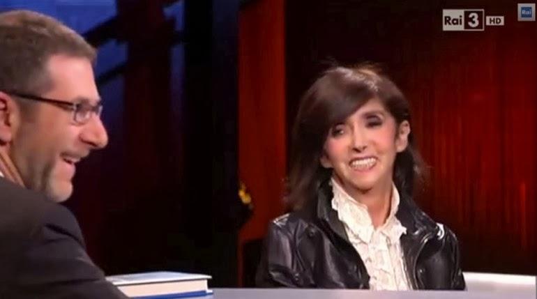Anna Marchesini, la fiaccola sempre accesa della comicità