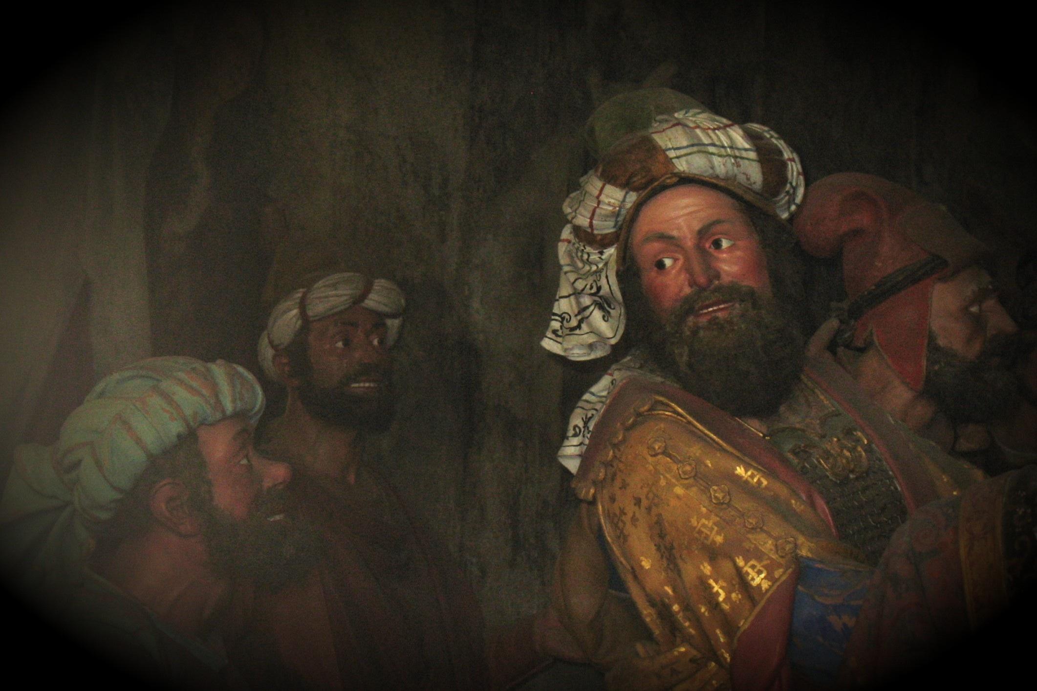I sottili veleni dei farisei di ogni tempo