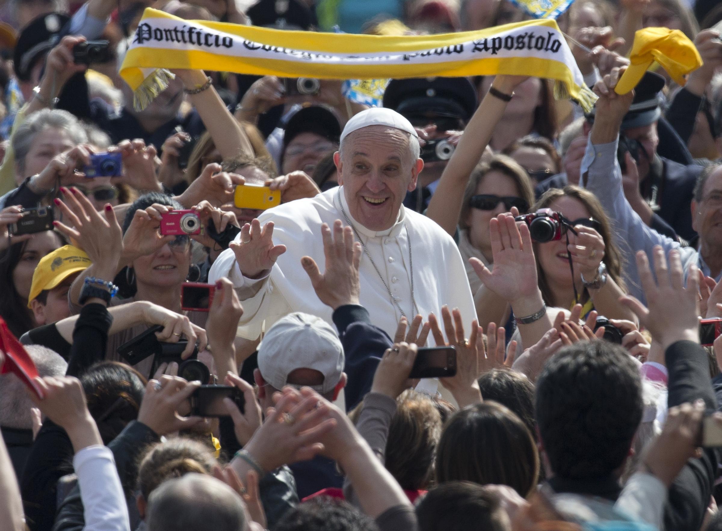 Papa Francesco e il suo viaggio verso le periferie dell'umanità