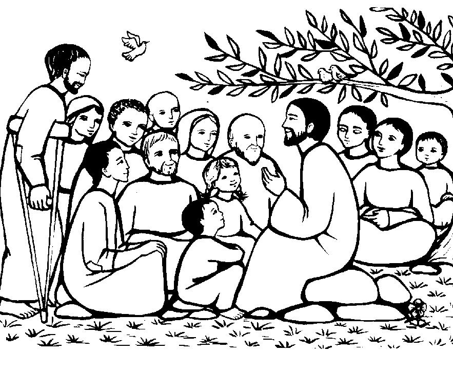 Riflettori su Gesù / Uomo delle periferie