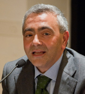 Il prof. Giuseppe Fauceglia
