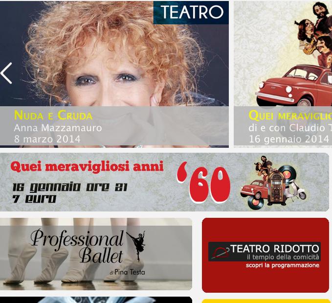 La nuova stagione del Teatro delle Arti di Salerno