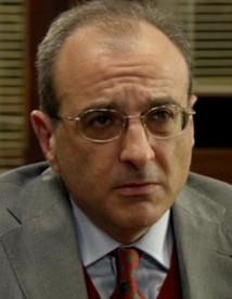 L'attore Alfonso Liguori