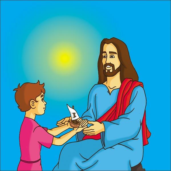 Riflettori su Gesù / Nostalgia di un amico