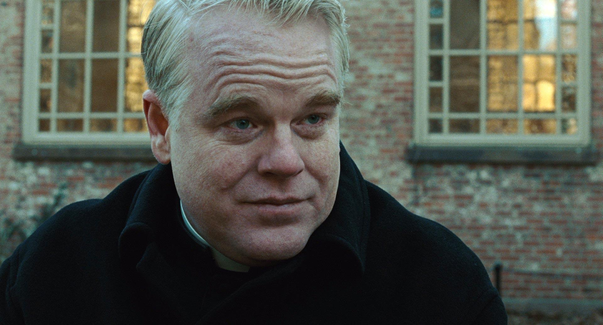 Hoffman, l'ultimo ciak