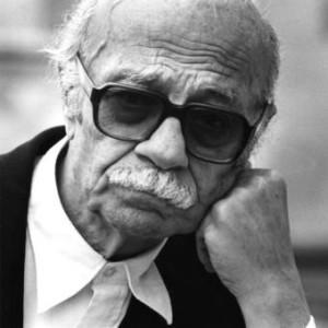 Lo scrittore argentino Ernesto Sabato