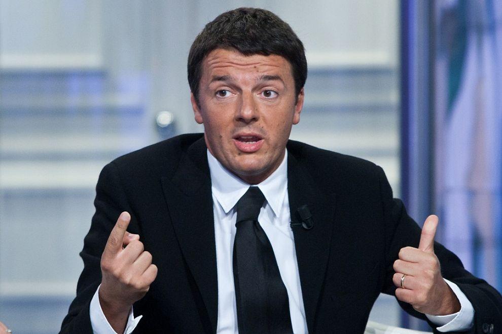 Papa Renzi come Francesco