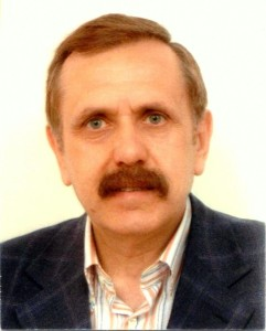 Lo scrittore Luigi Torino