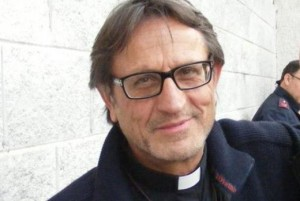 Don Aniello Manganiello, ex parroco di Scampia