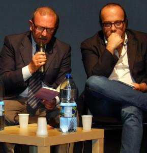 Antonio Pietropaoli e Alfonso Amendola